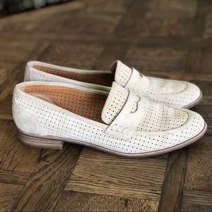 9f9bd50fc23 Franco Sarto Shoes - Franco Sarto Jolette Penny Loafer Summer Beige